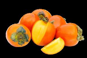 Coloriage Fruit Kaki.Interieur Kaki Fruit
